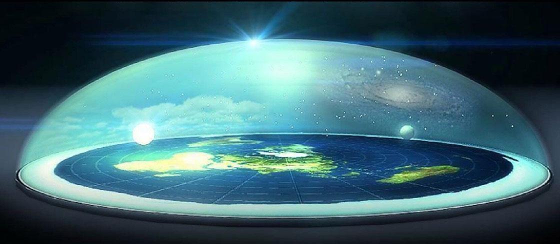 flat earth sun moon 1120